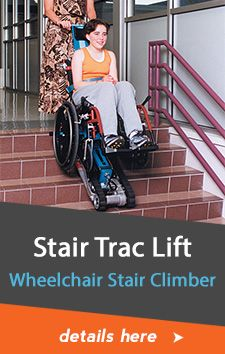 Have Stairs And You Have A Wheelchair But Don T Want To