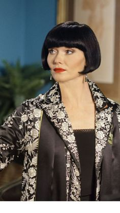 Gorgeous Phryne Fisher ~ Miss Fisher's Murder Mysteries