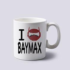 I Love Baymax Big Hero 6 Mug Cup Two Sides 11 Oz Ceramics Mug http://www.amazon.com/dp/B00VT7WE7K/ref=cm_sw_r_pi_dp_Mzzlvb09D22QH