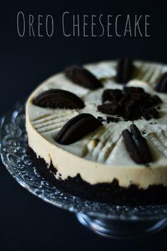 Oreo Cheesecake, Cheesecakes, Desserts, Food, Pie, Tailgate Desserts, Deserts, Essen, Cheesecake