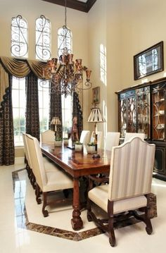 Bon Tuscan Dining Room