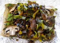 Medicinal mushroom pizza from Good Earth is always a great thing! And it's both vegan and gluten-free!