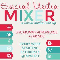 Sew Crafty Angel: Social Media Mixer @ Sew Crafty Angel