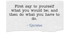 First say what you would be; and then what you have to do. -Epictetus www.CasperHomeSearcher.com