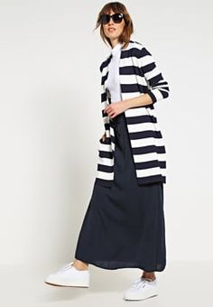 075eb5098006 Vila VIPOCKA - Maxi skirt - total eclipse for with free delivery at Zalando