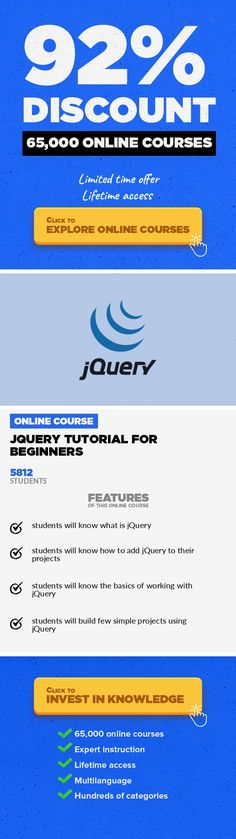 Responsive web design with html5 and css3 introduction web jquery tutorial for beginners web development development onlinecourses coursescollege educationcourses basic introduction to jquery three fundamental malvernweather Gallery