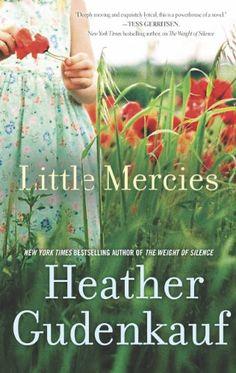 Jen's Book Club Pick!Little Mercies by Heather Gudenkauf http://www.amazon.com/dp/0778316335/ref=cm_sw_r_pi_dp_6bhOtb0Y9MVQG4AE