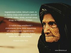 #piękni ludzie, #empatia, #lifefactory