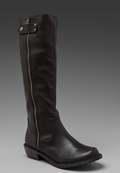 every girl needs a pair of knee-high black boots.