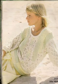 MAGAZINE ANNY BLATT N°45 tricot printemps été : Autres Tricot et Crochet par…