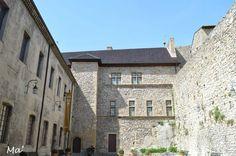 [Ardèche] Tournon, le château-musée de bas en haut