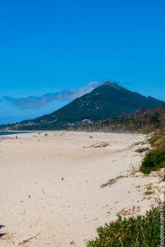 Turismo en Portugal: Playa Praia de Moledo en Caminha