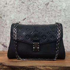 61341b3098 Louis Vuitton Embossed Calfskin Saint-German PM Bag Designer Bags For Less