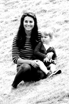"""Catherine, Duchess of Cambridge, with her son, Prince George. """"Mother is the beginning of everything in this Universe. Mother's voice is the first voice we hear, even before we're born. Never forget your Mother's love ❤️, because your existence on this planet 🌎 Is mainly because of her."""" - Deodatta V. Shenai-Khatkhate. June 17, 2017- Trooping the Colour"""