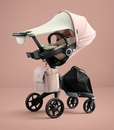 Stokke® Xplory® 6 Balance Limited Edition with Stokke® Stroller Seat. What's included: Seat textile, Seat Inlay, Sun Sail & Changing Bag. My Bebe, Changing Bag, Travel System, Carters Baby Boys, Prams, Baby Registry, Baby Accessories, Baby Gear, Baby Car Seats