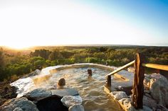 Peninsula Hot Springs, VIC Australia