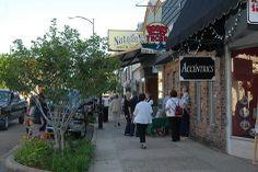 Main Street, New Iberia, LA---my home town