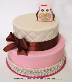 Owl cake - Cake by Renata