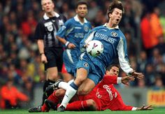 Brian Laudrup (Chelsea FC, 1998, 7 apps, 0 goal)