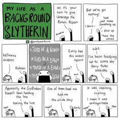 Scroooollll for Background Slytherin, also my other comics. I'm also on IG( & FB. Harry Potter Comics, Harry Potter Jokes, Harry Potter Universal, Harry Potter Fandom, Background Slytherin, Harry Potter Background, Dramione, Drarry, Slytherin Pride