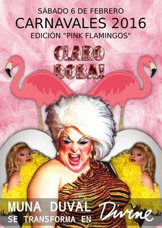 Carnavales 2016 Edición Pink Flamingos. Ocio en Galicia   Ocio en Coruña. Agenda actividades. Cine, conciertos, espectaculos