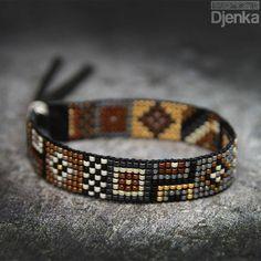 bead loom jewelry #LoomBeading