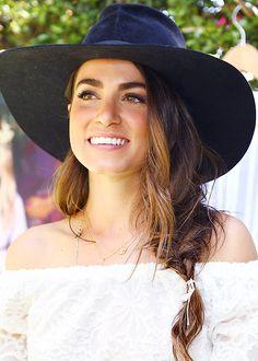 Nikki Reed's Cool Braid.