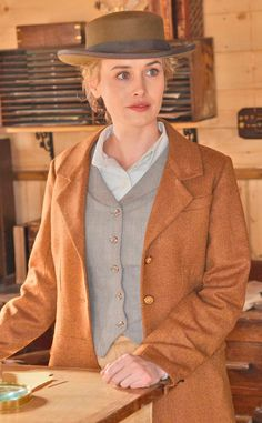 Hell On Wheels. I want to recreate her for cosplay