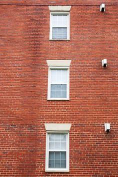 Exterior Window Detail | Crescent Park Village in Southeast Washington DC | WC Smith #Apartments | Anacostia #Rentals