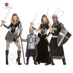 ¿Buscas disfraces medievales para grupos? Haz clic y descubre nuestros disfraces para grupos y comparsas, descuentos especiales y diversidad en tallas