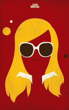 Carminha Pop Art!   Design: Rafael Barletta  Veja os outros personagens: http://wp.me/p1tEXE-Kn