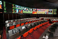 www.vegas-venues.com - Palms & PalmsPlace Casino Resort Las Vegas Sportsbook