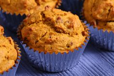 21DSD GLUTEN-FREE Pumpkin Spice Muffins are a great treat to have on hand, especially if you're looking to curb your sweet tooth without all the sugar.