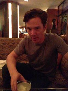 Twitter Benedict Cumberbatch