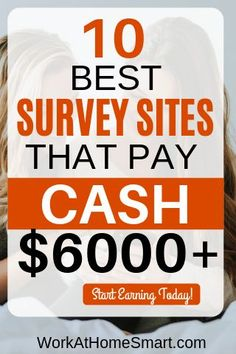 Online Surveys For Money - 10 Best Survey Sites That Pay Cash. Want to make some extra money online? Make Money Doing Surveys, Surveys That Pay Cash, Online Surveys For Money, Paid Surveys, Online Jobs, Way To Make Money, Make Money Online, Online Coupons, Best Online Survey Sites