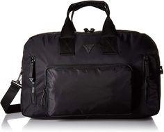 Amazon.com: GUESS Originals Duffel Bla, Black: Clothing Gym Bag, The Originals, Weekender, Stuff To Buy, Bags, Men, Amazon, Clothing, Handbags