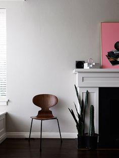 Ant chair by Arne Jacobsen from Fritz Hansen | Color details | Anna Gillar