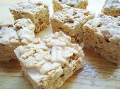 Cinnamon Toast Crunch marshmallow treats! by toni