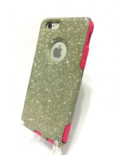 iPhone 6 (4.7 inch) Custom Glitter Otterbox Commuter case. | Meylah