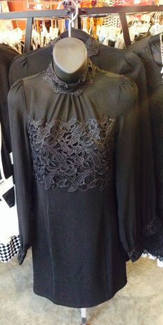 LITTLE BLACK DRESS - AVAIL IN SMALL   MEDIUM    LARGE - $64.00 | The Ugly Sister Boutique - Omaha, NE