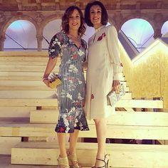 a b o u t y e s t e r d a y n i g h t at Ferragamo Party ⭐️ s t u n n i n g Editor in Chief of Grazia Italia @silvia_grilli wearing our SILVIA  bracelet⭐️ #salonedelmobile #milano #proudofourteam #welovebeauty #m⭐️magioielliaroundtheworld