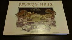 Vintage 1982 Beverly Hills Game of Status and Wealth Board Game JAX Complete - Love the old board games! Can't resist vintage!