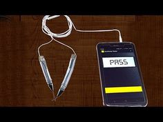Smart Phone Continuity tester DIY simple Life Hack - YouTube