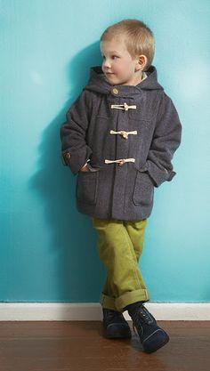 boys jacket sewing pattern