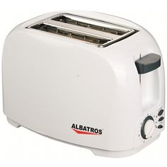 Prajitor de paine Albatros TP800 Putere: 800W - Neoplaza.ro Toaster, Kitchen Appliances, Magazine, Diy Kitchen Appliances, Home Appliances, Domestic Appliances, Magazines, Sandwich Toaster