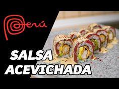 Tempura, Peruvian Recipes, Tacos, Food And Drink, Beef, Sushi Sushi, Ethnic Recipes, Youtube, China