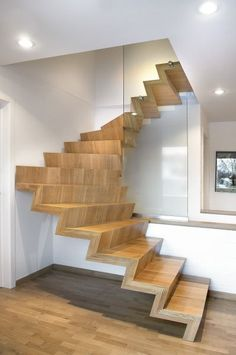 Cool staircase in search of awesome elevator to share the ups and downs of life with.