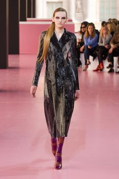 Christian Dior otoño-invierno 2.015/2.016