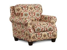 Shop for Fusion Kirkland Accent Chair, 522862, and other Living Room Chairs at Kittle's Furniture in Indiana and Ohio.