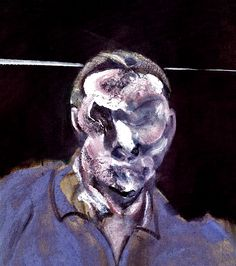 |FRANCIS BACON| |Sotheby's - 15 May 07| |Head (Man in Blue) 1961| |SOLD: 1,812,000 GBP| |45.8 by 38.1cm. 18 by 15in. |PROVENANCE| Acquired directly from the Marlborough Fine Art Ltd., London by the previous owner circa 1966